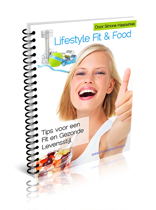 gezonde lifestyle tips gratis cover